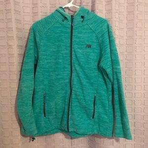 New Balance zip up jacket! Great Condition!